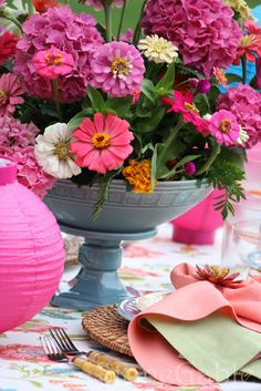 A Midsummer's Table