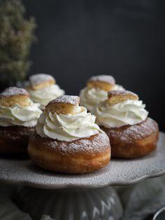 """čímkoliv na co máte chuť. Stačí je ze strany """"napíchnout Doughnut, Donuts, Cheesecake, Muffin, Food Porn, Breakfast, Sweet, Morning Coffee, Muffins"""