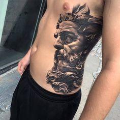 19 Mejores Imágenes De Tatuajes En El Costado Para Hombres Tattoo