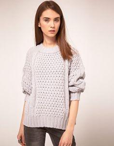 cozy knit - winter knitting inspiration