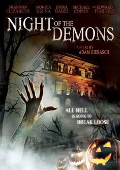 Night of the Demons (2009) Poster