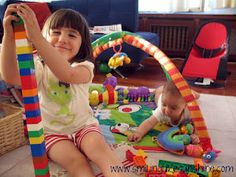 Let Children Play | Rainy Day Mum