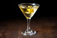 The History of the Martini on Food52