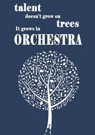 orchestra classroom poster - Google Search