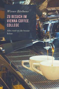 Am vergangenen Wochenende war ich mit den Instagramers Austria zu Besuch im Vienna Coffee College - hier kann man in unzähligen Workshops alles rund um die braune, lebensspendende Bohne lernen. Und ich brauche jetzt erstmal einen Kaffee!