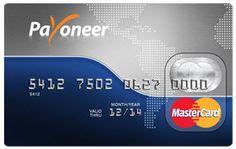 Con payoneer podremos cobrar nuestro dinero de paypal por medio de cajeros automáticos, hacer compras en supermercados o usarlo en lo que queramos.