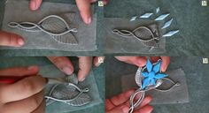 19 Awesome Craft Projects You Can Make With Polymer Clay. Arwen Evenstar Lord of the Rings pendant from polymer clay. Tutorial, DYI