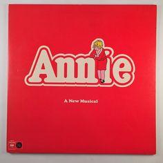 Annie (Original Cast Recording) $7 via @shopseen