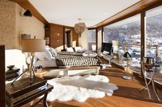 Luxury Chalet Zermatt Peak, Zermatt, Switzerland, Luxury Ski Chalets, Ultimate Luxury Chalets