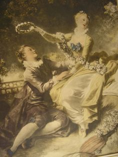 Fragonard - the Wreath