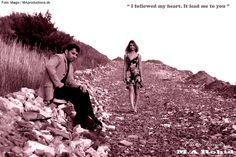 Rohid Ali Khan and Edina Varga at path of love