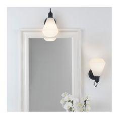 IKEA ÄLVÄNGEN wall lamp, wired-in installation