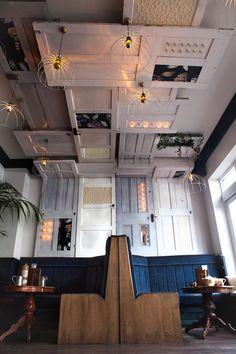 powder keg diplomacy by lead designer kai design for standalone restaurant via @RABDAwards