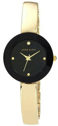 Zegarek damski Anne Klein AK-1158BKGB - sklep internetowy www.zegarek.net