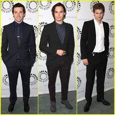 Ian Harding, Tyler Blackburn and Keegan Allen suit up for the Pretty Little Liars event held at The Paley Center in Beverly Hills, Calif., on Monday night (June 10). http://sulia.com/channel/pretty-little-liars/f/84f4e0e0f97e2291d6a8269909716a84/?pinner=120402183