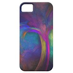 """""""Tree of Life"""" iPhone 5 case #zazzle #iphone5 #colorful #fractal Lyle Hatch"""