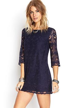 Free Spirit Shift Dress | FOREVER21 - 2000065769