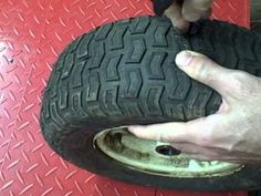 Handy Repair Tips for Lawn Mower Tires - Top5LawnMowers.com
