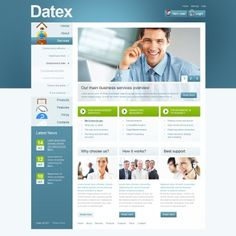 Consulting  PSD Theme