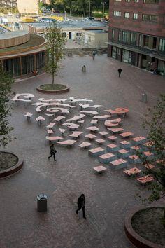 Nieuw Waterlandplein/Amsterdam new city square