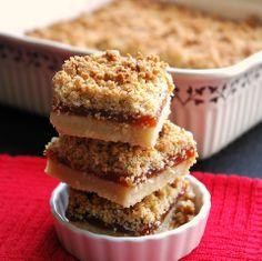 Guava Bars. Recipe available at www.latincorner.asia