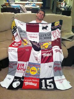 ATV Extreme Sporting T-Shirt Quilt | Shirt quilts and Blanket : repat quilts - Adamdwight.com