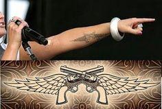 Miranda Lambert tattoo♥