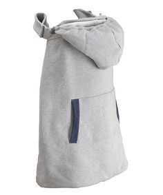 Gray All-Weather Carrier Hoodie by Infantino #zulily #zulilyfinds