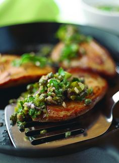 Pan Fried Pheasant With Salsa Verde | Recipe | Wild Meat Company