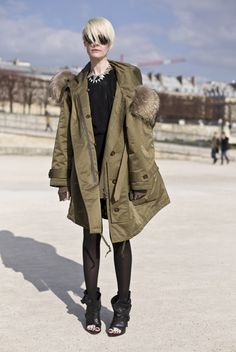 Kate Lanphear, Paris   Street Fashion   Street Peeper   Global Street Fashion and Street Style