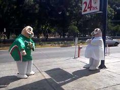Guerra de baile Dr. Simi en Guadalajara