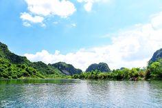 신비한 느낌의 짱안, 그리고 콩 촬영지 (Ninh Binh, Trang An)