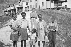 Omar, West Virginia, 1935 Photograph Ben Shahn