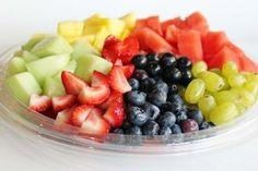 Cant go without yummy fresh fruit