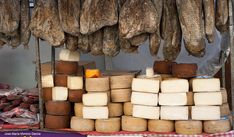 Spanish Cheese, Spanish Food, Dried Fruit, Marzipan, Chorizo, Charcuterie, Preserves, Ham, Spices