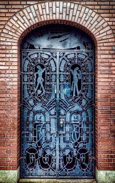 New York City, New York door