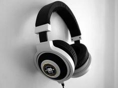 Creative Headphone Branding Mockup