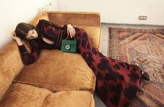 Really digging Alessandro Michele's debut campaign adds for Gucci. See more on www.birdwillbirdwont.com x