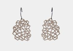 MESH earrings by Molly M Designs - from a range available in Australia at twenty21. $49 each