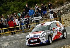Rallye Vidreiro 2016: André Oliveira obrigado a desistir