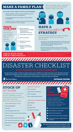 Get Ready. Get Safe. | Save the Children. Before a disaster such as a storm, floods, or a power outage plan ahead for your children and your pets. Read all you can and have a sense of security.