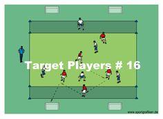 U6 Soccer Drills, Soccer Passing Drills, Soccer Drills For Kids, Soccer Training Drills, Soccer Workouts, Soccer Practice, Soccer Skills, Soccer Coaching, Soccer Games
