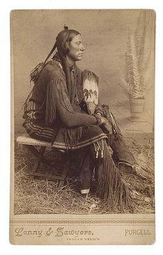 Quanah Parker, Comanche Nation