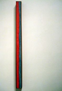 Barnett Newman (One of my favorite paintings in the Modern Wing at the Art Institute of Chicago.)