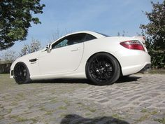 Mercedes SLK 55 AMG Tuning by CHROMETEC. www.chrome-tec.de