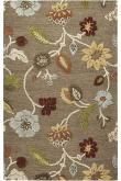 The Portico Rug - Floral Rugs - Wool Rugs - Rugs | HomeDecorators.com