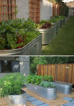 You will love these amazing Raised Herb Garden Planter Ideas and there is something for everyone. Watch the video tutorial too. #vegetableplanters