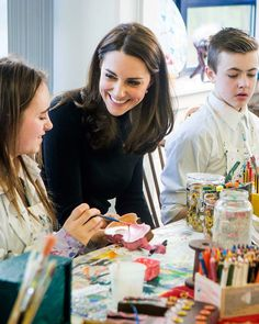 With the U.K. press openly wondering about some royals' less-than-heavy schedules, the Duchess of Cambridge may be picking up the slack.