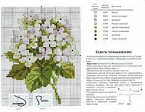 xxx haft krzyżykowy, wzory KWIATOWE na Stylowi.pl