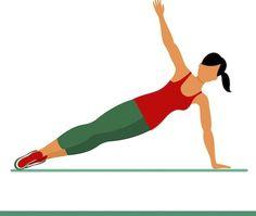 7-minute-oefensessie vir die besige vrou: Jy kan 'n volledige oefensessie in sewe minute inpas en voel hoe jou spiere werk!